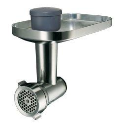Kenwood Meat Grinder Attachment, Silver - AX950