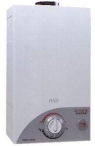Olympic Digital Gas Water Heater 6 Liters - White