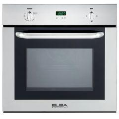 Elba Built-In Gas Oven With Grill, 54 Liters, Stainless Steel- 512-731 X