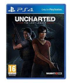 Uncharted, The Lost Legacy For Play Station 4