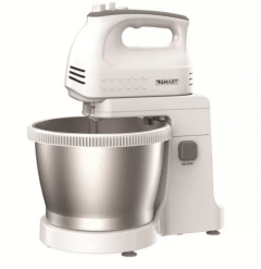 Smart Stand Mixer With Bowl, 3.5 Liters, 700 Watts, White- SSM210E