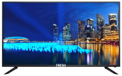 Fresh 55 Inch 4K UHD Smart LED TV - 55LU731