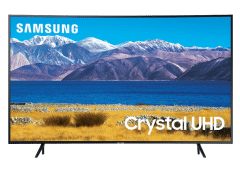 Samsung 55 Inch 4K Crystal UHD Smart Curved LED TV with Built-in Receiver - UA55TU8300FXZA