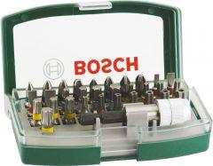 Bosch Set of Drill Bits, 32 Pieces - 2607017063