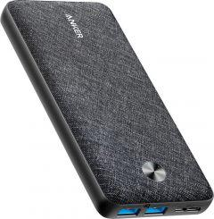 Anker PowerCore Metro Power Bank, 20.000 mAh, Black/ Grey - A1268H11