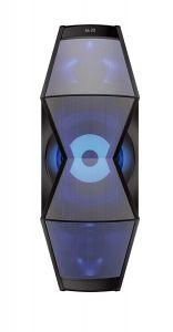 Philips 2.1 Channel Integrated Speaker, Black - MMS2200B/94