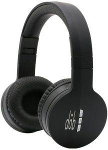Porsh Dob Bluetooth Headphone with Microphone, Black - H650