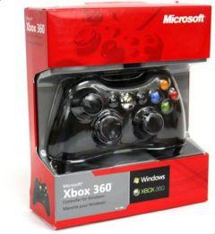 Microsoft Wired Controller For Xbox 360 - Black