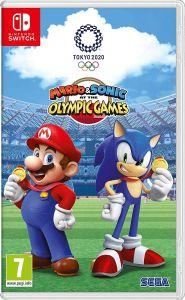 Mario and Sonic at the Olympic Games Tokyo 2020 for Nintendo Switch