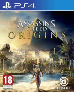 Assassin's Creed Origins Game Arabic Edition for Play Station 4