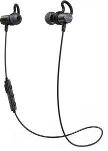 Anker SoundBuds Surge In Ear Wireless Earphone With Microphone, Black - A3236011
