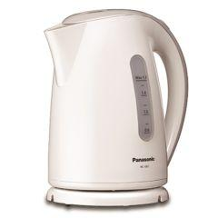 Panasonic Kettle, 1.7 Litre, 2200 Watt, White- NC-GK1