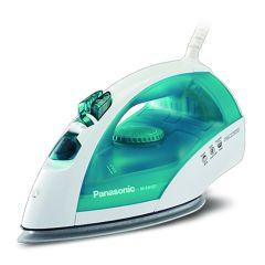 Panasonic Steam Iron, 2150 Watt, Blue- NI-E410