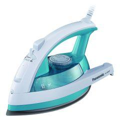 Panasonic Steam Iron, 1850 Watt, Blue- NI-JW650T