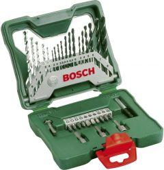 Bosch Set of Drill Bits, 33 Pieces, 2607019325