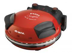 Ariete Pizza Maker, 1200 Watt, Red - 909