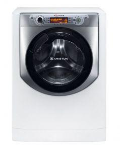 Ariston Front Loading Washing Machine With Dryer, 10 KG, White - AQD1070D497EX
