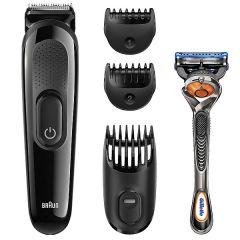 Braun Styling Kit 4-In-1 Hair and Beard Trimmer For Men - SK3000