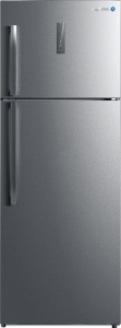 White Whale No-Frost Refrigerator, 450 Liters, Silver- 4195MSS