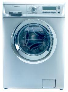 Zanussi Front Loading Washing Machine - 7 KG, Silver ZWH8100SE