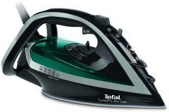 Tefal Turbo Pro Steam Iron, 2600 Watt, Dark Grey - FV5640E0