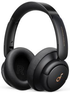 Anker Life Q30 Wireless Headphones with Microphone - Black