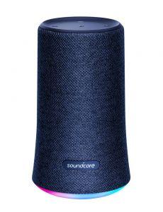 Anker Soundcore Flare Bluetooth Speaker, Blue - A3167H11