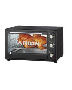 Arion Electric Oven with Rotisserie, 46 Liter, 1600 Watt, Black - AR-4502 D