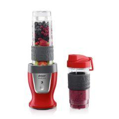 Arzum Shake'N Take Personal Blender, 300 Watt, Red- AR1032