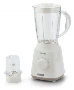 Ariete Countertop Blender, 300 Watt, 1.5 Liters, White - 0564