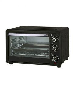 Arion Electric Oven, 36 Liter, 1500 Watt, Black - AR-3602