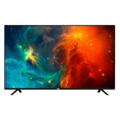ATA 55 Inch 4K UHD Smart LED TV - D55A124FPS