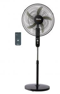 Mienta Atmosphere Stand Fan with Remote Control, 18 Inch - SF35730A