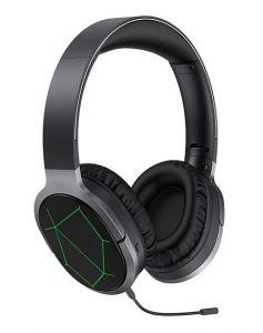 Awei Over Ear Wireless Gaming Headphones with Microphone, Black - A799BL