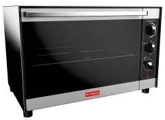Fresh Electric Oven with Grill, 45 Liter, 2000 Watt, Black - FR-45