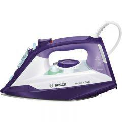 Bosch Sensixx'x Steam Iron, 2600 Watt, White/Purple - TDA3026110