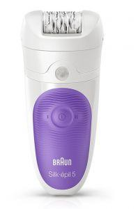 Braun Silk-Epil 5 Wet and Dry Epilator For Women - SE5541