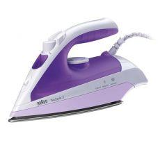 Braun Texstyle 3 Steam Iron, 2000 Watt, Purple/White - TS 320 C