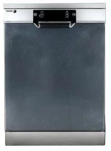 Fagor Freestanding Dishwasher 15 Place Setting, Silver - LVF27AXS