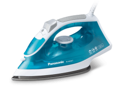 Panasonic Steam Iron, 1550 Watt, Green - NI-M250T