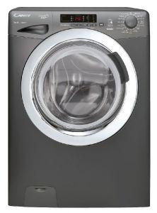 Candy Front Load Automatic Washing Machine, 7 KG, Silver- GVS107DC3R-ELA