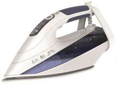 Tornado Steam Iron, Ceramic Plate, 2400 Watt, Multi-Color - TST-2400E