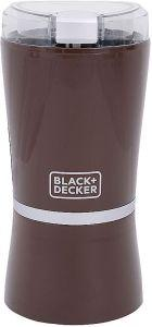 Black + Decker Coffee Grinder, 150 Watt, Brown - CBM4