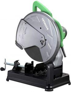 Hitachi High Speed Cut-Off Machine, 2200 Watt, 14 Inch, Multicolor - CC14ST