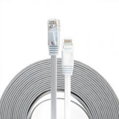 2B Hyperlink Lan Cable, 10 Meter, White - DC085
