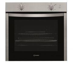 Indesit Built-In Gas Oven, Stainless Steel, 60 cm- IGW324IX