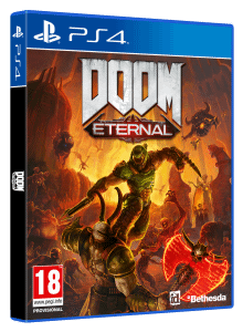 Doom Eternal  For PlayStation 4
