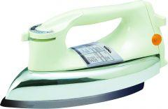Touch Elzenouky Dry Iron, 1000 Watt, White - 40405