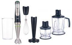 Braun MultiQuick 9 Hand Blender, 1000 Watt, Black - MQ 9047