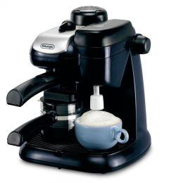 Delonghi Espresso and Cappuccino Coffee Maker, 800 Watt, Black - EC9